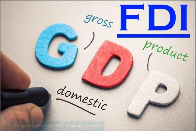 Quan hệ giữa nguồn vốn đầu tư nước ngoài (FDI) và tăng trưởng kinh tế